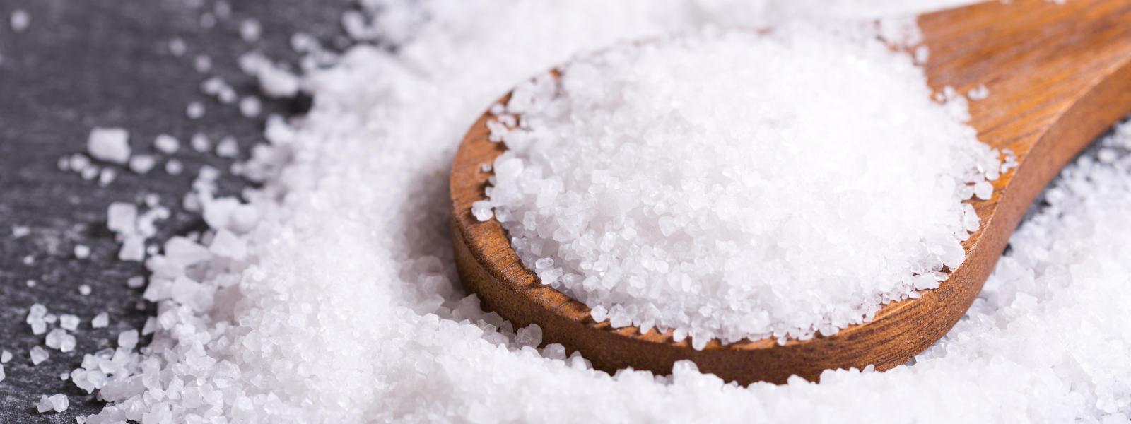 Photo of sea salt